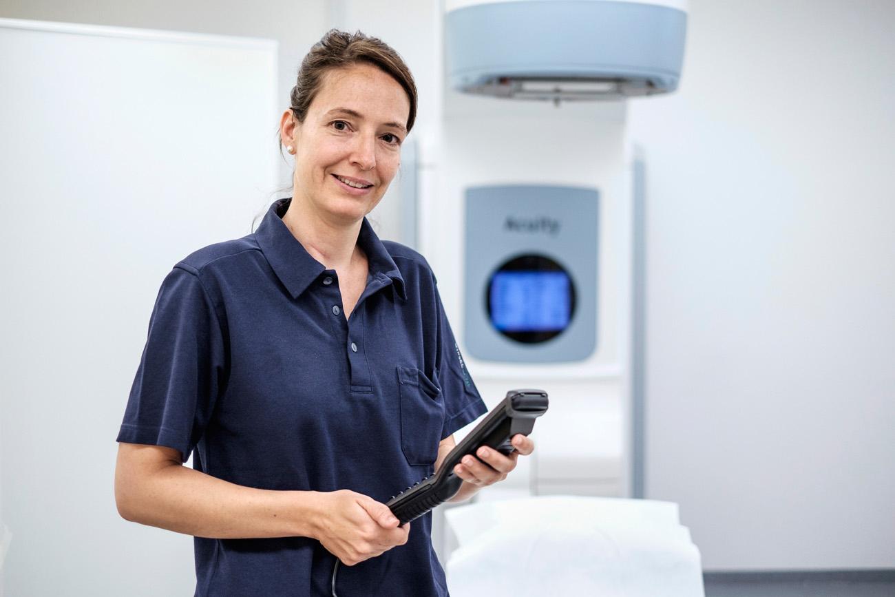 MTRA Berufsbild und Praktika - Universitätsklinik für Radio-Onkologie